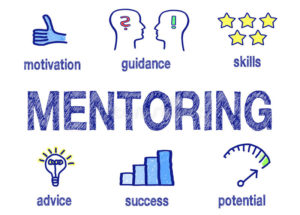 Mentoring image include motivation, guidance, skills, advice, potential and success